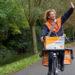 Postbezorger in Leiden (2331 AK)